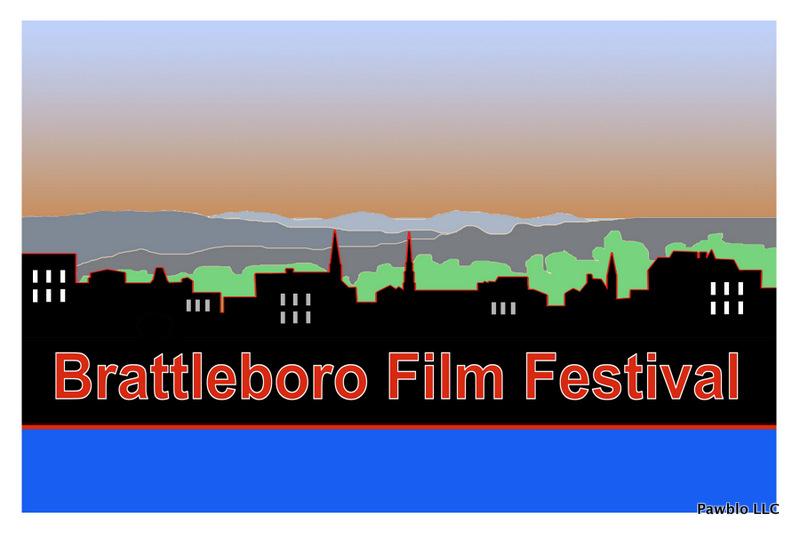 Brattleboro film festival flyer