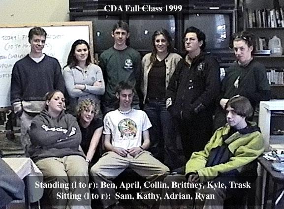 cda class 1999