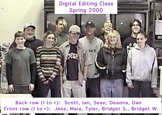 cda class picture spring 2000