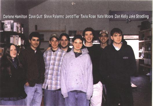 cda class 1997- 1998