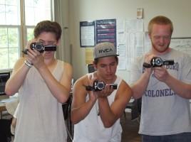 Kaelan, Jake and Troy